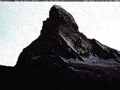 Matterhorn, Cervin, montagne, glaciers, glacier, jacques, Pugin, Zermatt, Automated, Matterhorn,