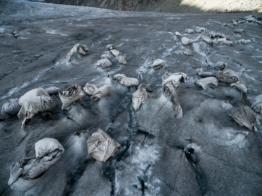 #003 Glaciers, Rhonegletscher, 2015, 46°34'54″N 8°23'15″E