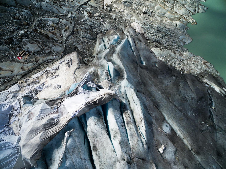#015 Glaciers, Rhonegletscher, 2015, 46°34'50″N 8°23'12″E
