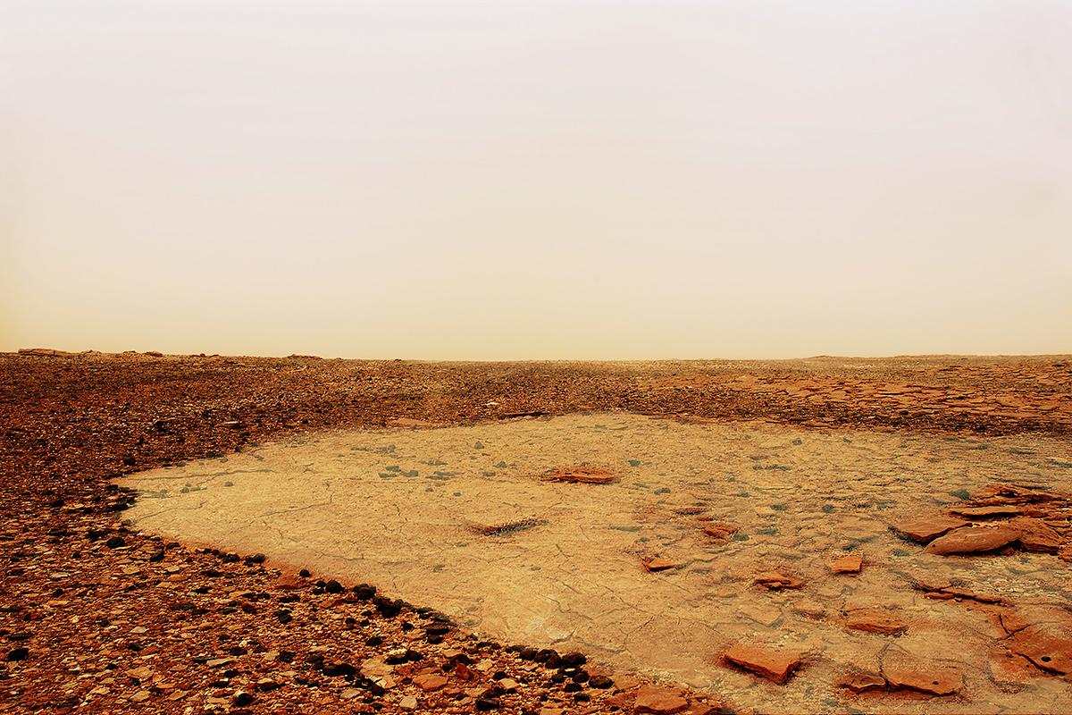 #017 Sacred Site,Inde, 2002, 26°55'47″N 70°38'0″E