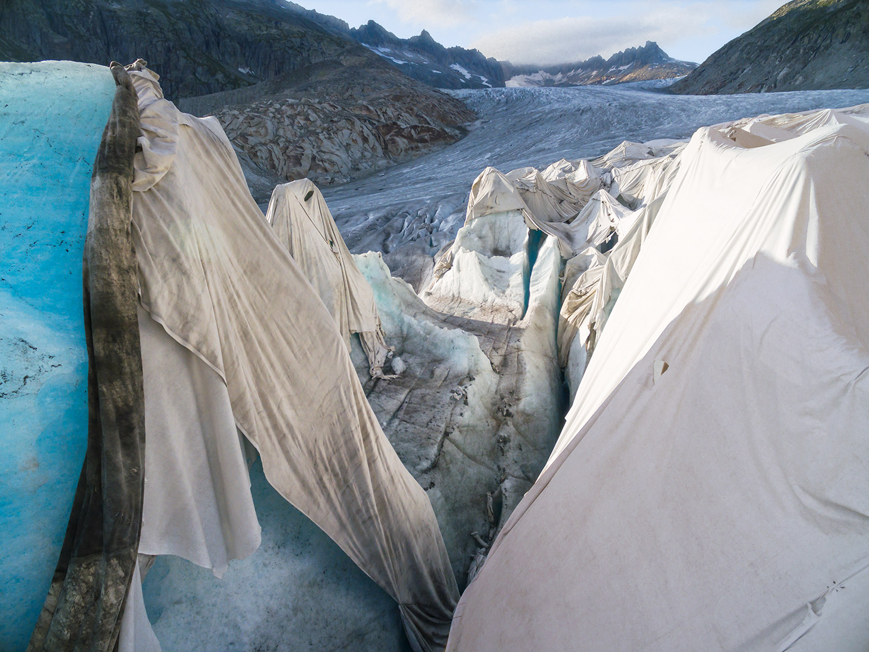 #018 Glaciers, Rhonegletscher, 2015, 46°34'49″N 8°23'13″E