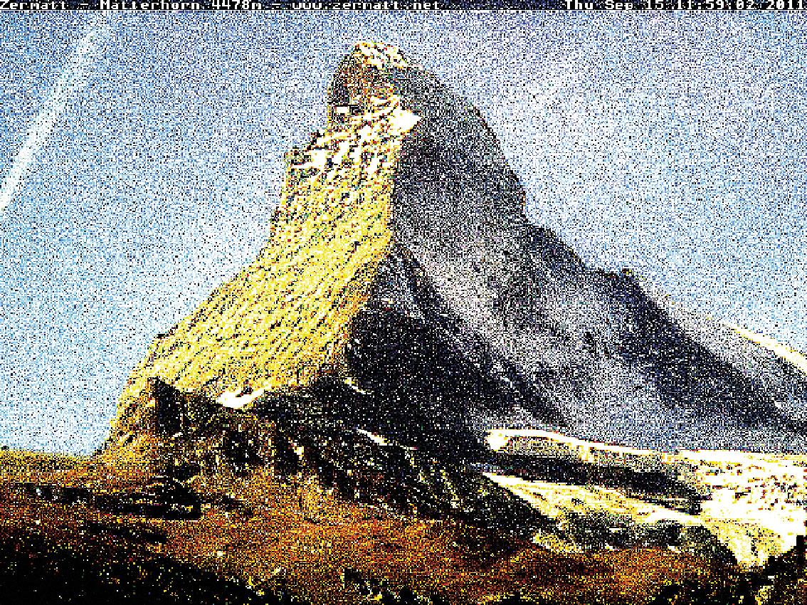 Matterhorn, Cervin, montagne, glaciers, glacier, jacques, Pugin, Zermatt, Automated, Matterhorn, Automated_Matterhorn, webcam,  #0624 Matterhorn 2011 09 15