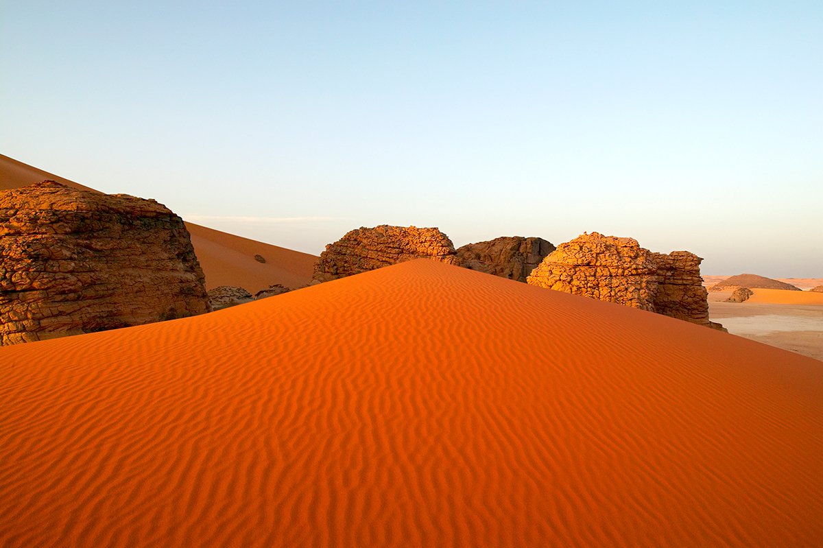 #075 Sacred Site,Algérie, 2004, 24°8'16″N 10°55'12″E