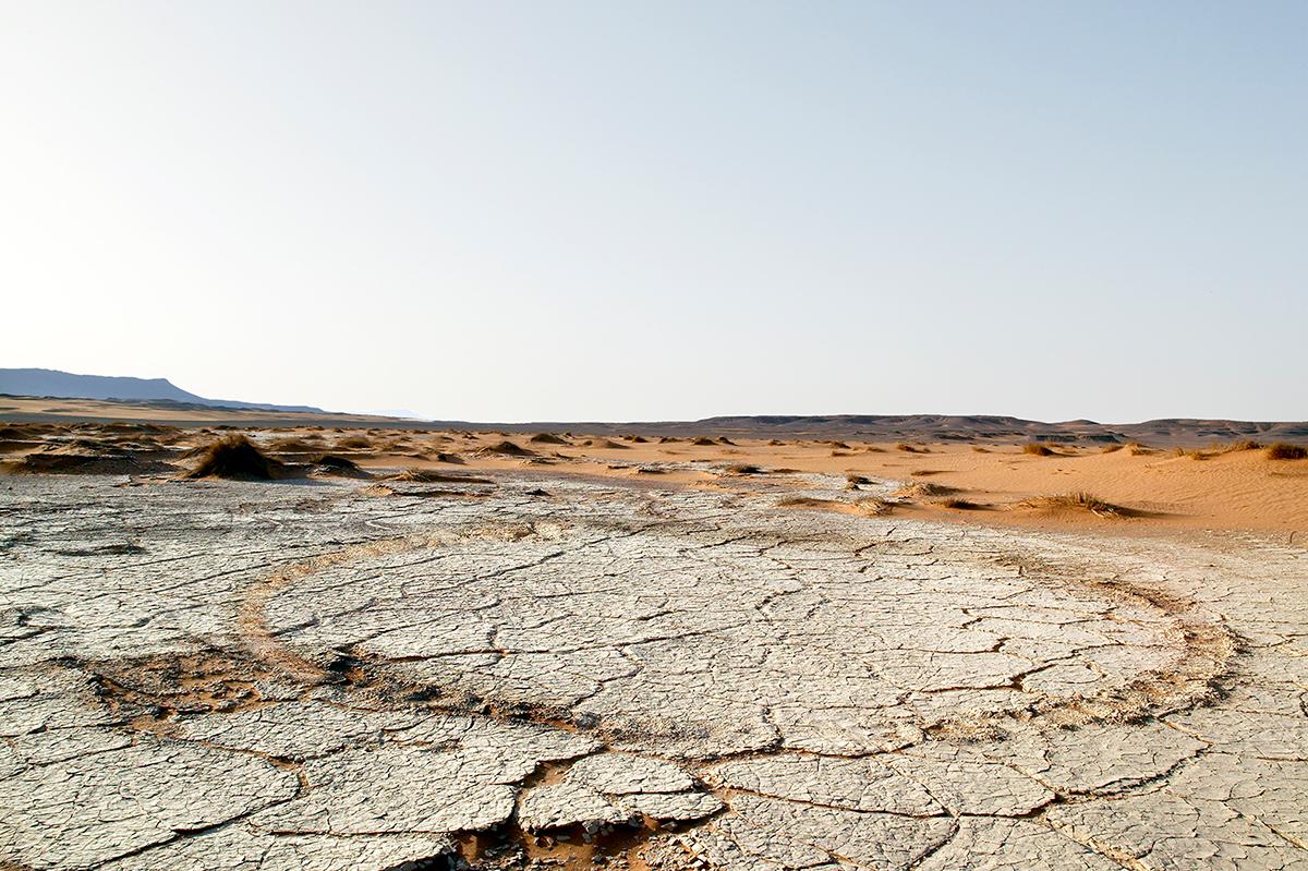 #082 Sacred Site,Algérie, 2004, 23°54'57″N 10°40'39″E
