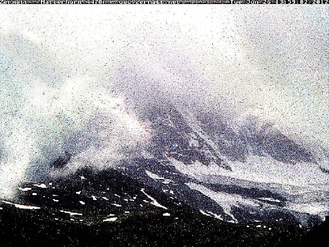 Matterhorn, Cervin, montagne, glaciers, glacier, jacques, Pugin, Zermatt, Automated, Matterhorn, Automated_Matterhorn, webcam,  #0893 Matterhorn 2012 06 26