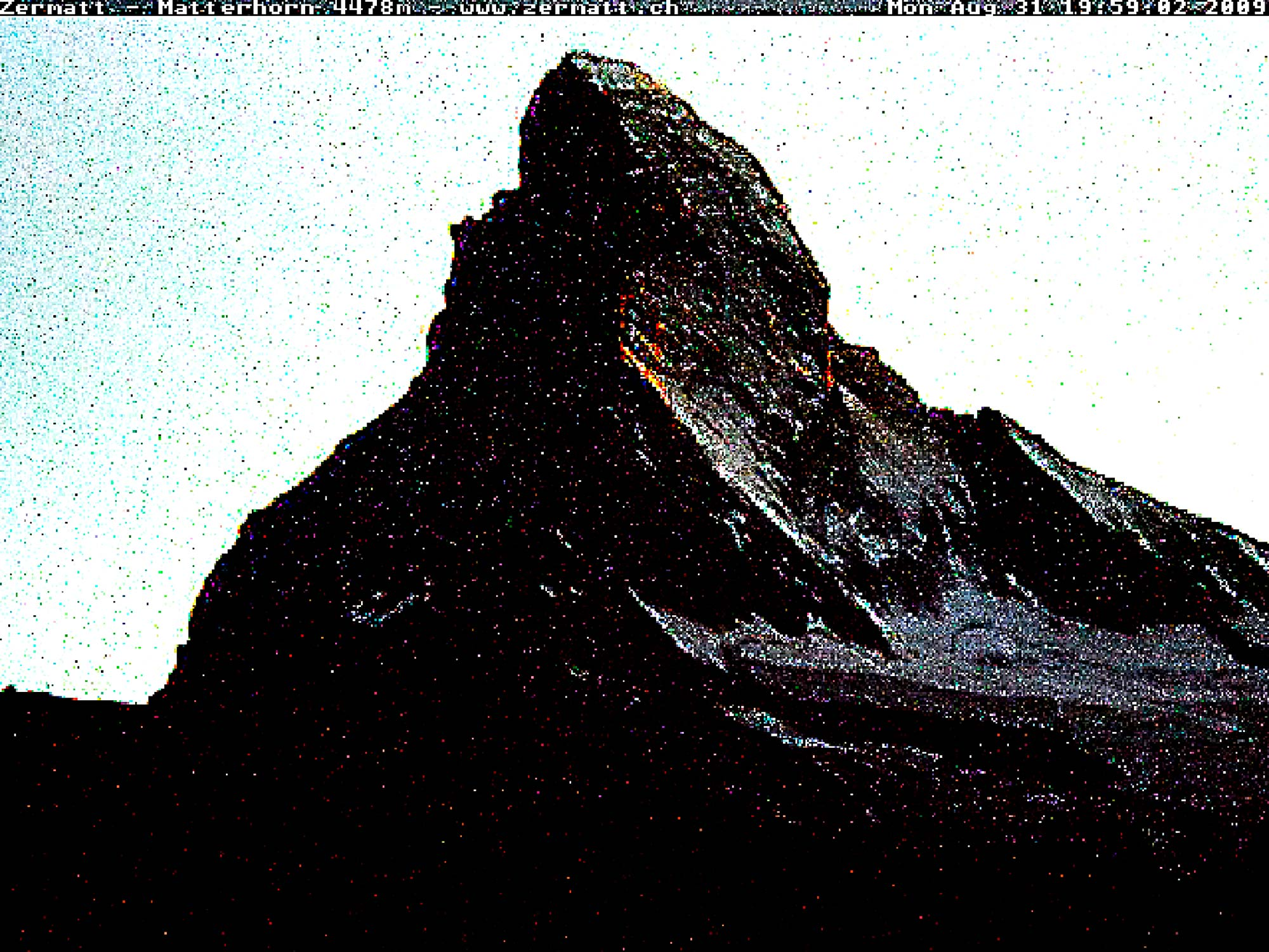 #0020 Matterhorn 2009 08 31