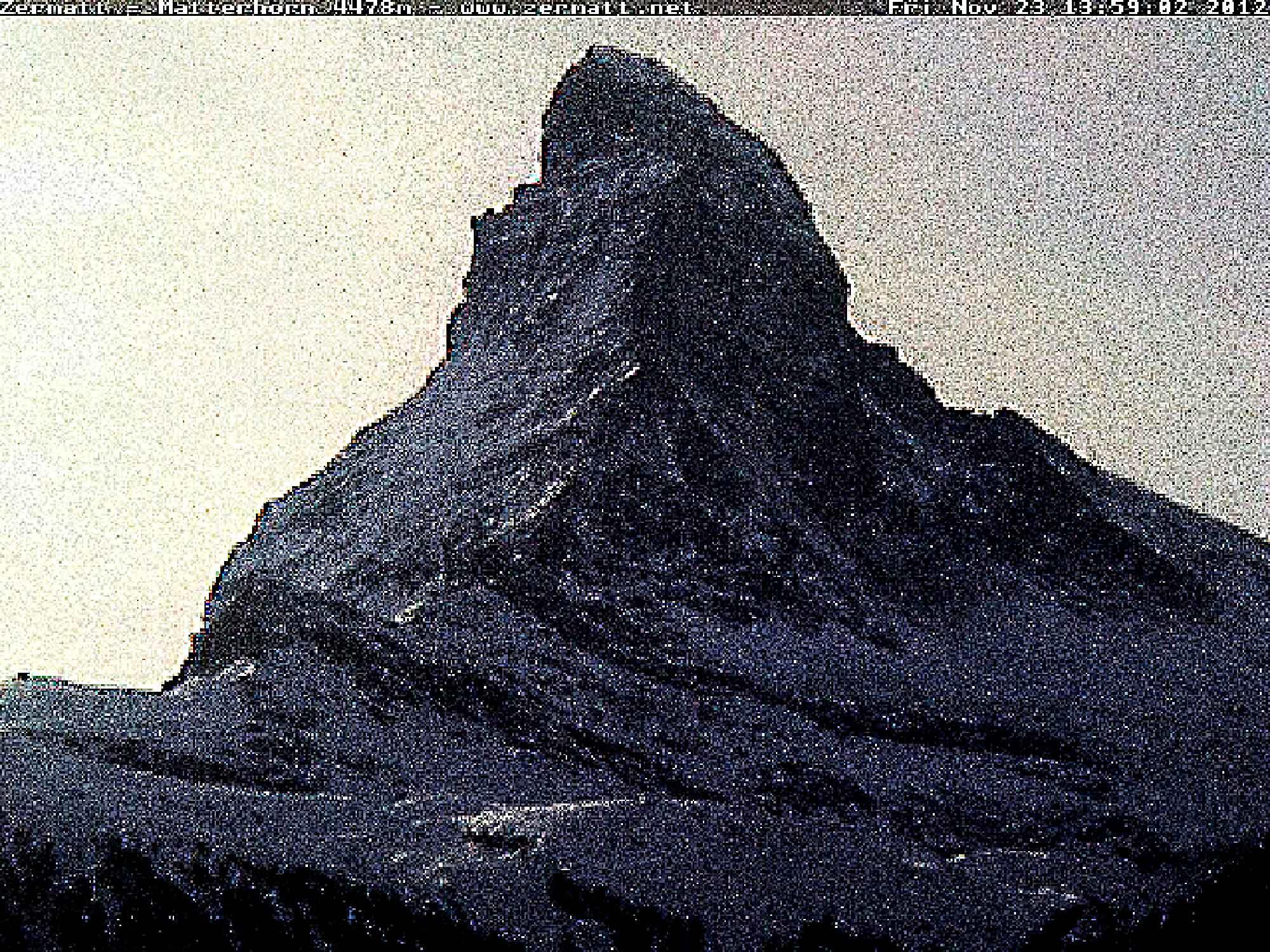 #1003 Matterhorn 2012 11 23