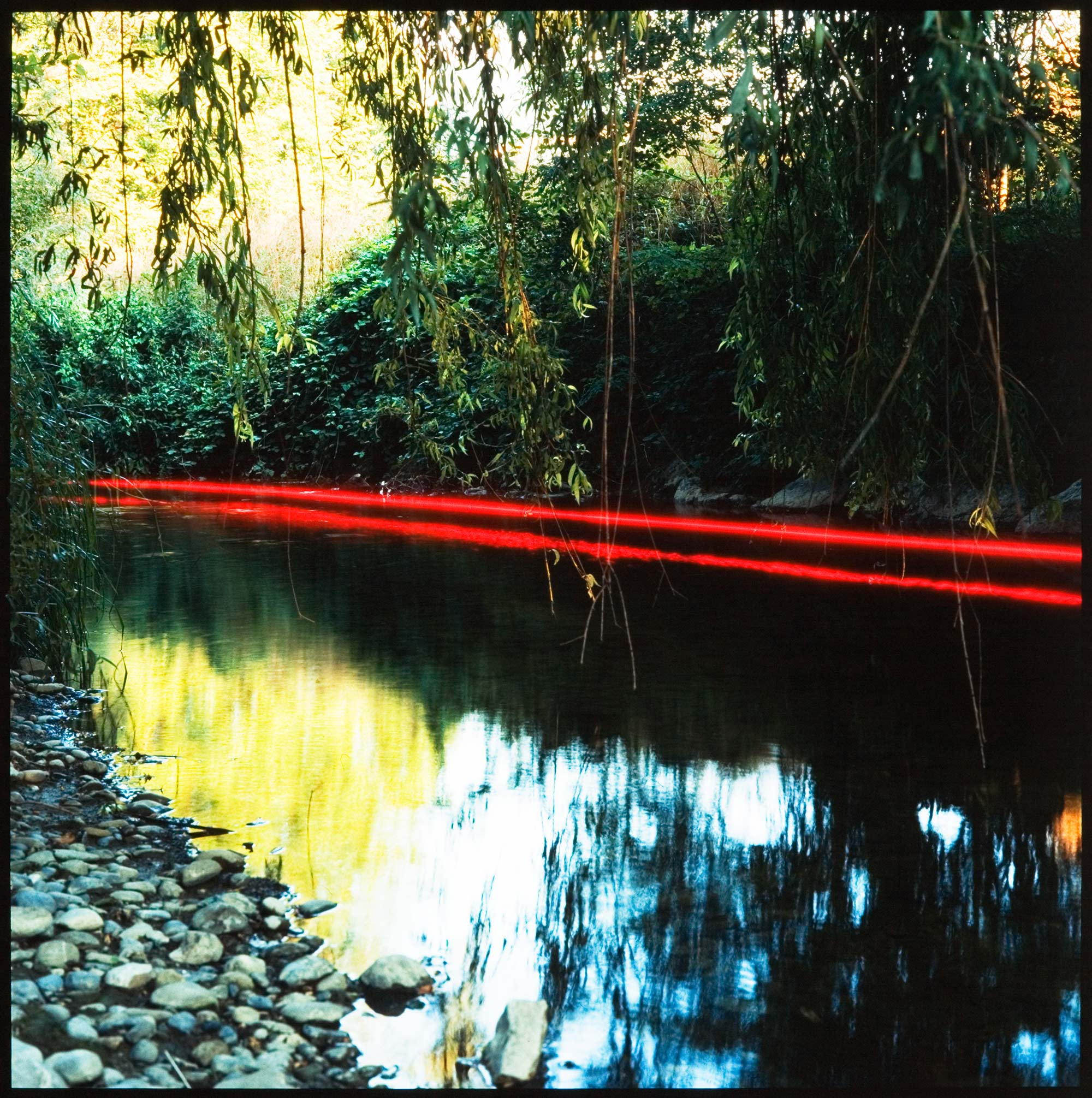 # 11 Graffiti rouges, 1984
