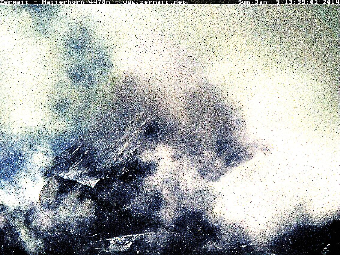 Matterhorn, Cervin, montagne, glaciers, glacier, jacques, Pugin, Zermatt, Automated, Matterhorn, Automated_Matterhorn, webcam,  #1392 Matterhorn 2014 01 05