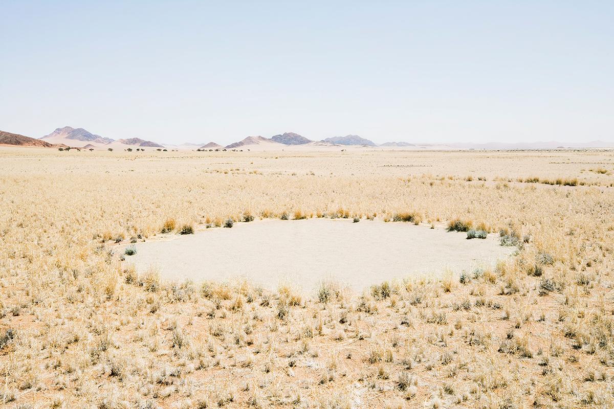#165 Sacred Site,Namibie, 2008, 24°56'51″S 16°0'48″E