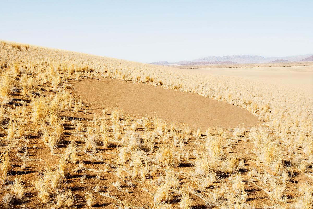 #167 Sacred Site,Namibie, 2008, 24°56'51″S 16°0'48″E