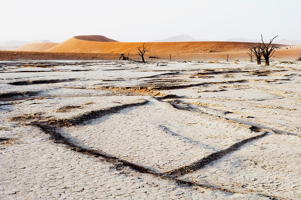 #169 Sacred Site,Namibie, 2007, 24°44'61″S 15°18'48″E