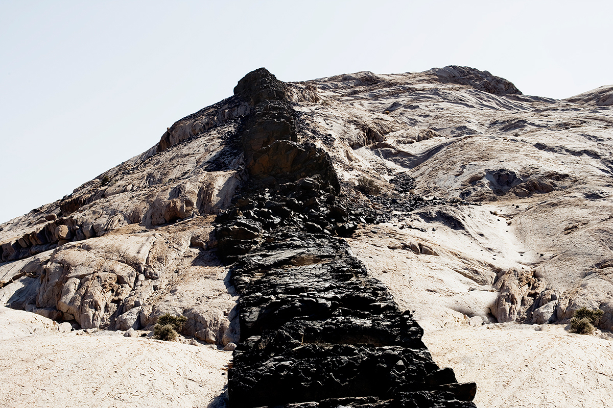 #174 Sacred Site,Namibie, 2007, 22°38'16″S 14°45'46″E