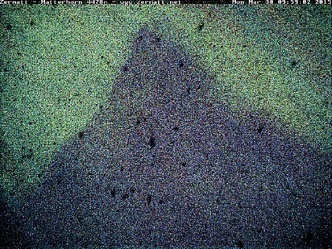 Matterhorn, Cervin, montagne, glaciers, glacier, jacques, Pugin, Zermatt,   #1823 Matterhorn 2015 03 30