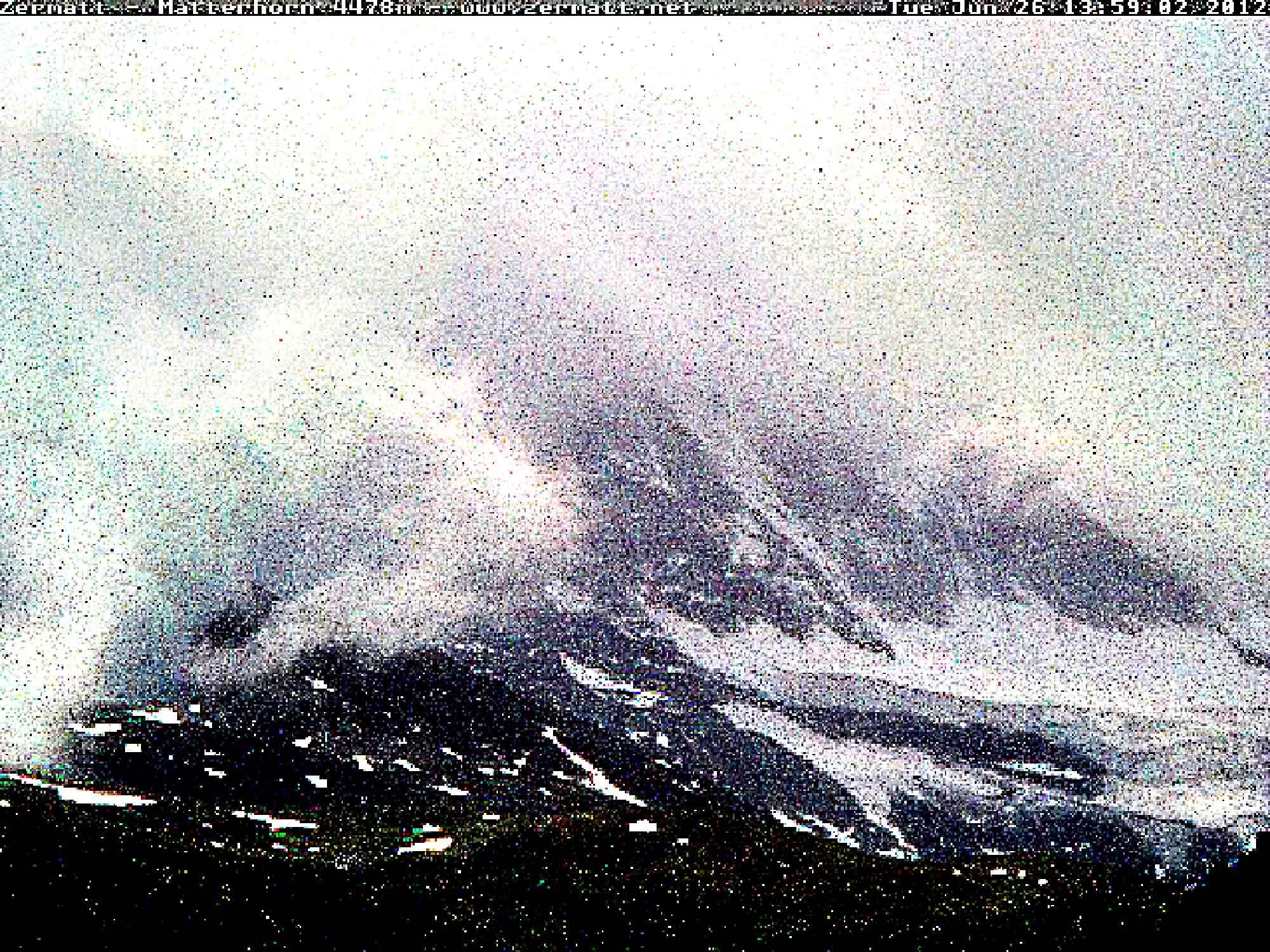 #0893 Matterhorn 2012 06 26  #0893 Matterhorn 2012 06 26