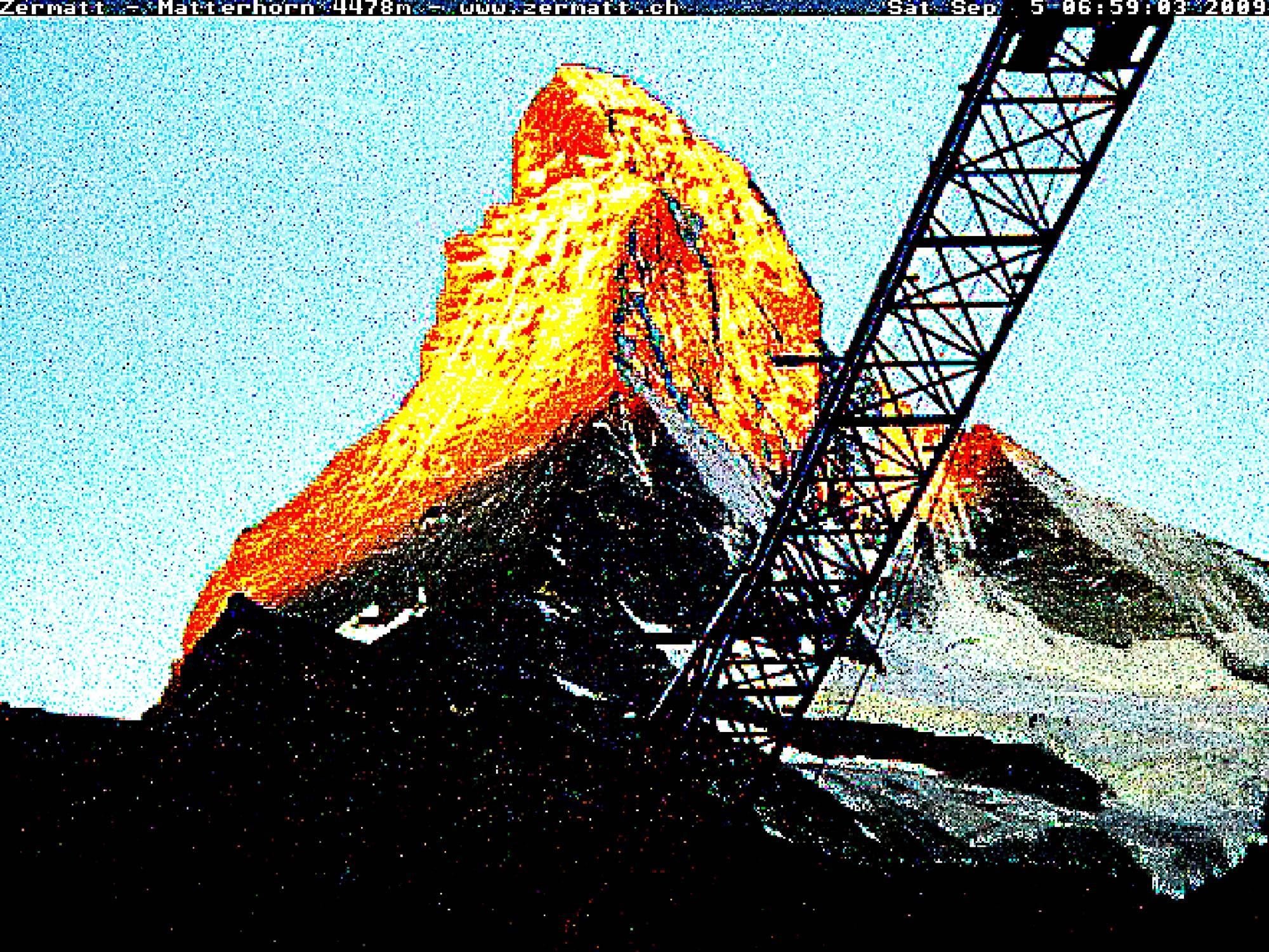 #0025 Matterhorn 2009 09 05