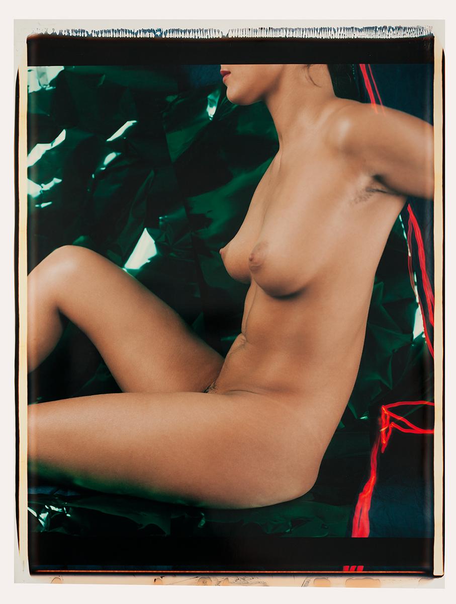 # 02 Les polaroid 60 x 50 cm, 1985