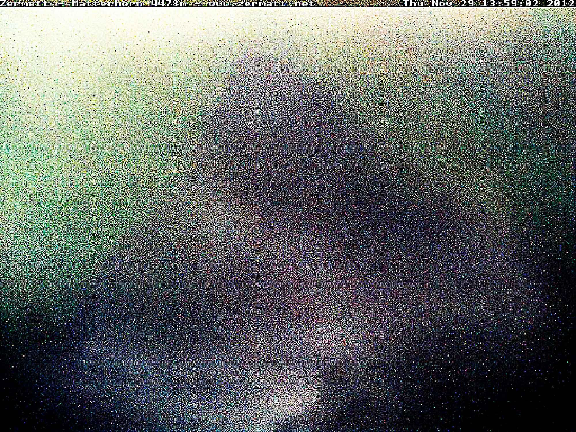 #1007 Matterhorn 2012 11 29