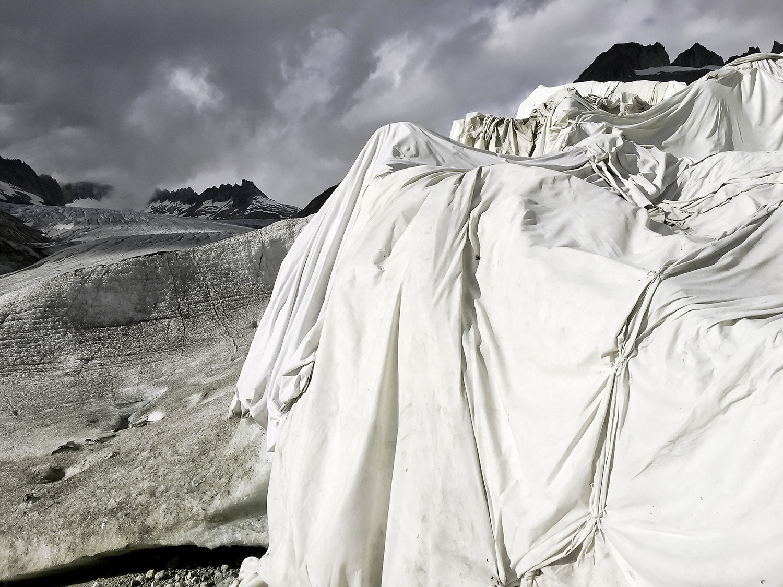 #232 Glaciers, Rhonegletscher, 2016, 46°34'48″N 8°23'12″E