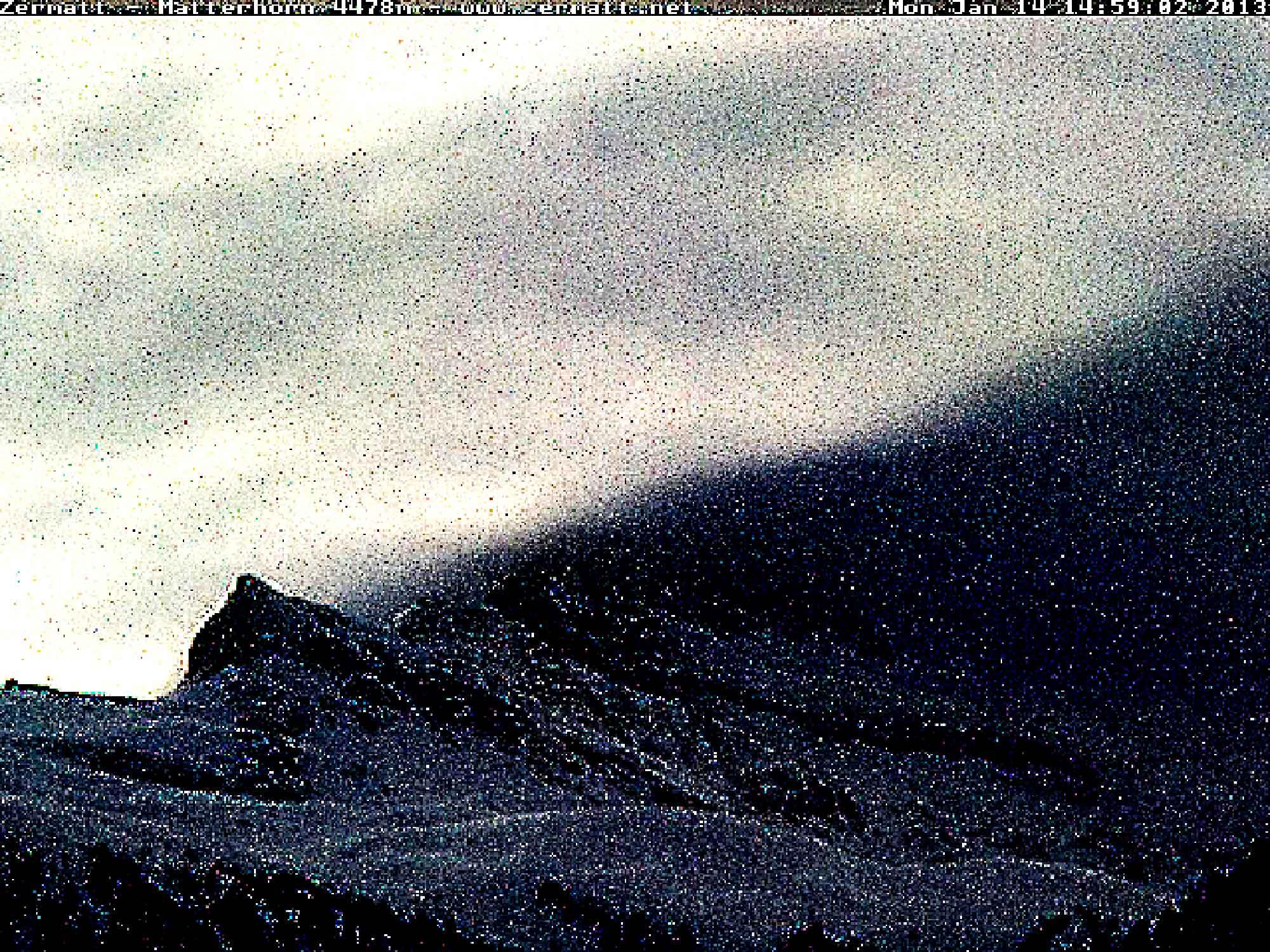 #1050 Matterhorn 2013 01 14