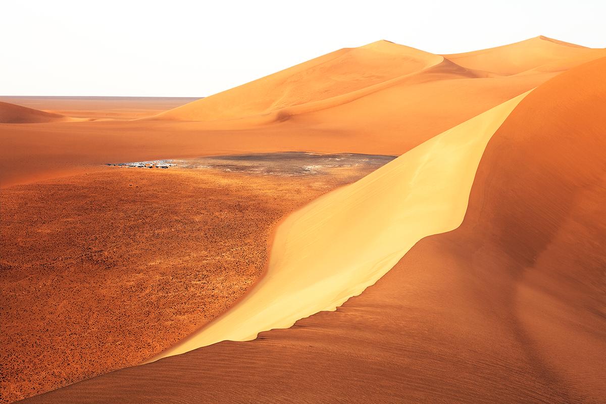 #230 Sacred Site,Algérie, 2008, 23°59'55″N 2°47'57″E