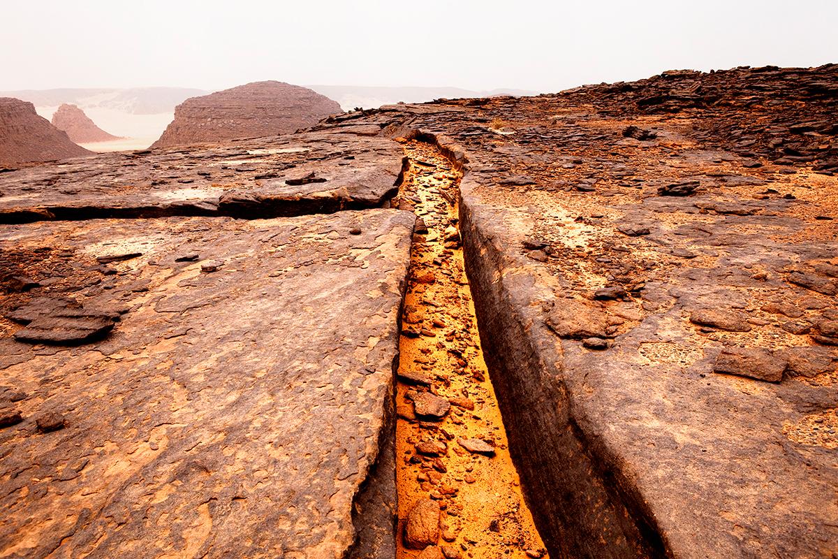 #244 Sacred Site,Algérie, 2009, 24°9'59″N 2°49'56″E
