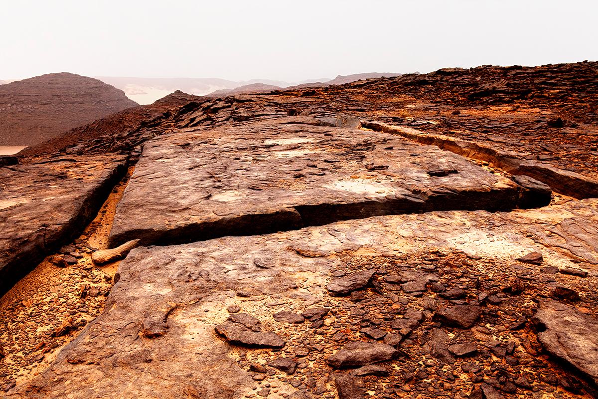 #245 Sacred Site,Algérie, 2009, 24°9'59″N 2°49'56″E