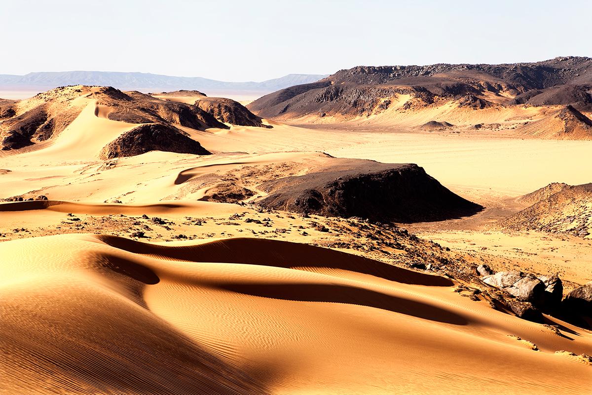 #245 Sacred Site,Algérie, 2009, 24°20'60″N 2°36'28″E