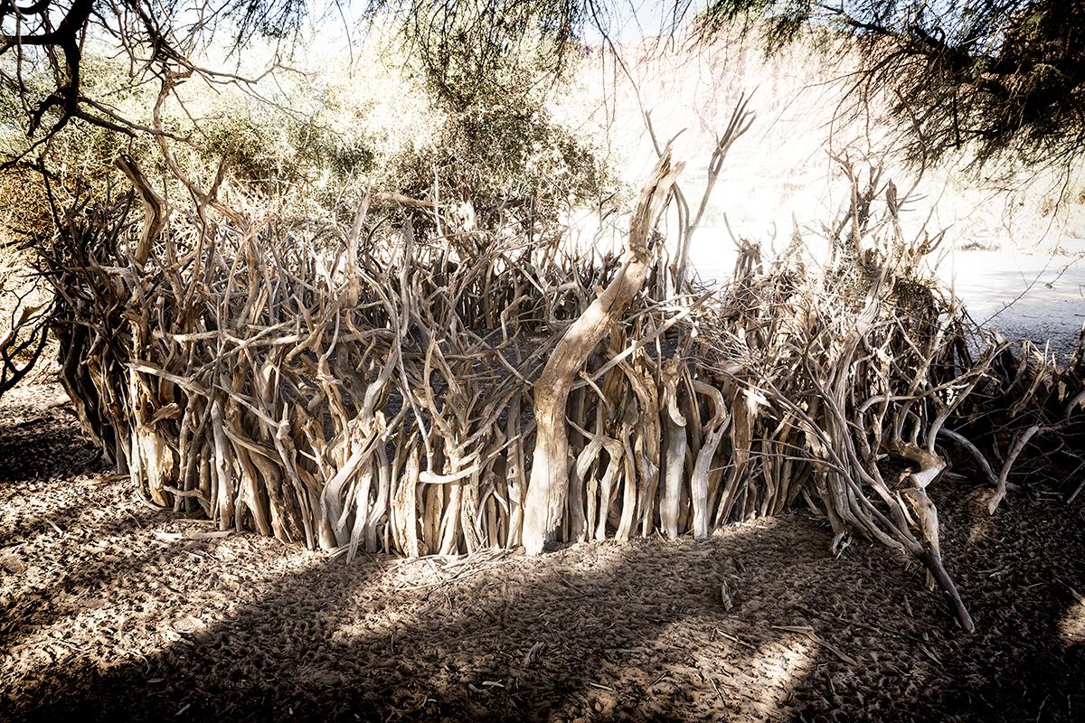 #292 Sacred Site,Tchad, 2013, 16°48'21″N 21°59'58″E