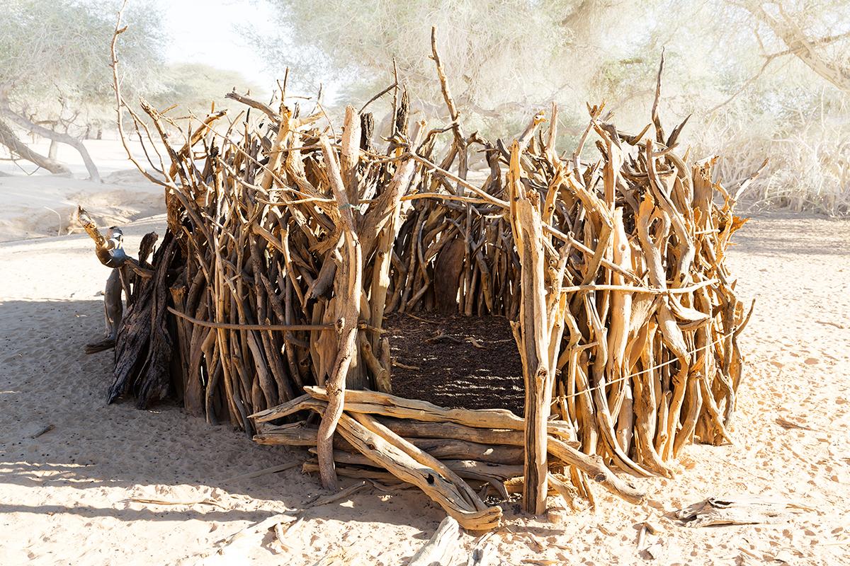 #297 Sacred Site,Tchad, 2013, 16°48'2″N 21°59'58″E