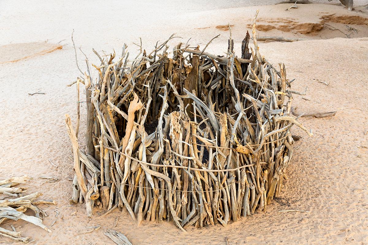 #298 Sacred Site,Tchad,2013, 16°48'3″N 21°59'58″E