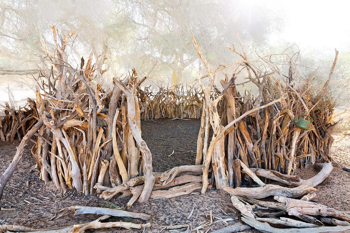 #299 Sacred Site,Tchad, 2013, 16°48'21″N 21°59'57″E