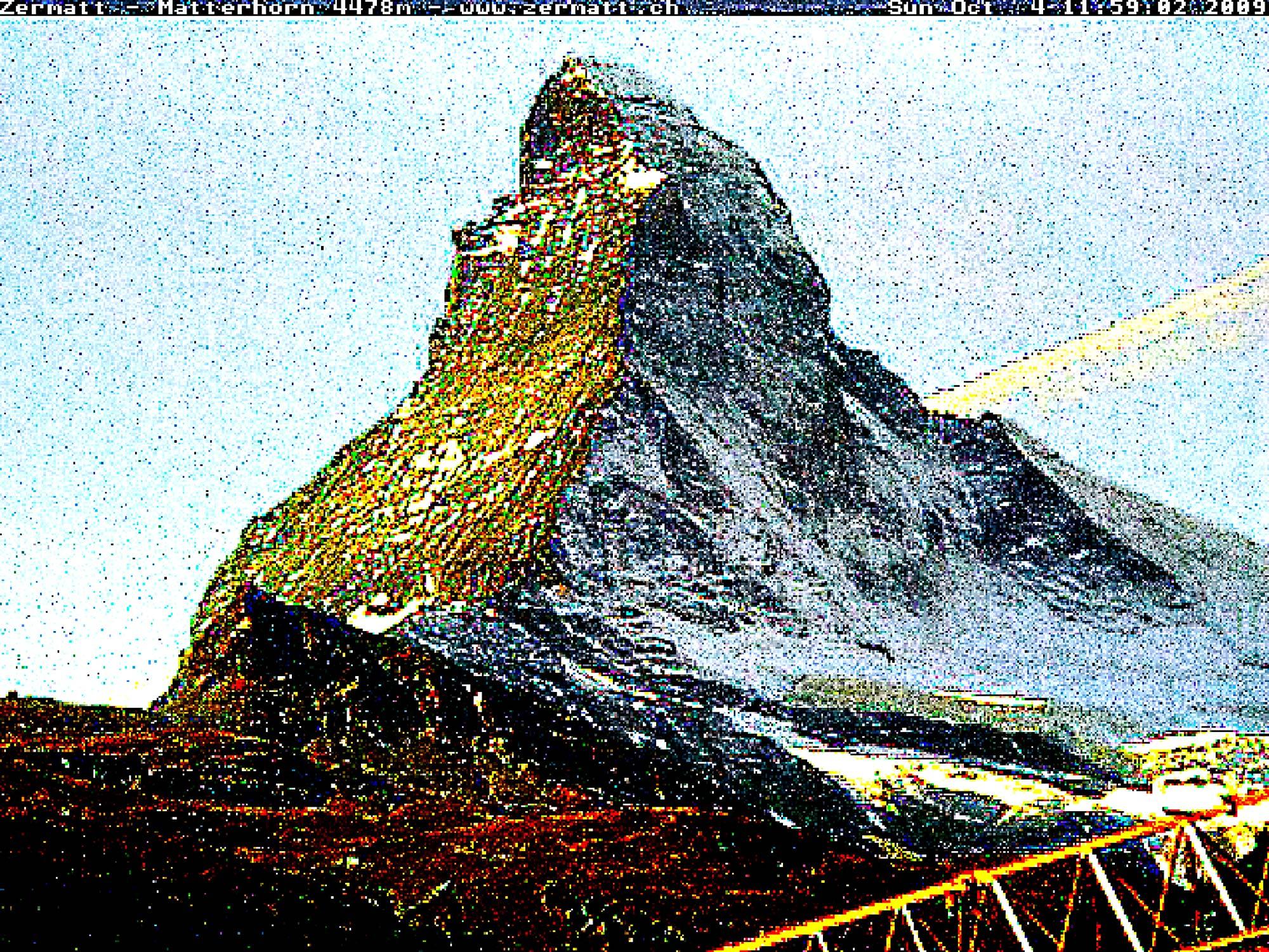 #0043 Matterhorn 2009 10 04