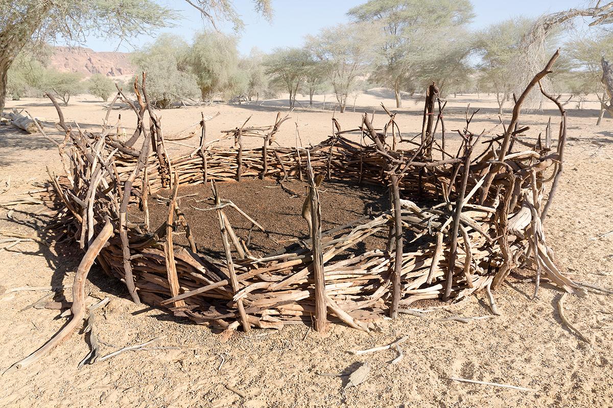 #300 Sacred Site,Tchad, 2013, 16°48'36″N 21°59'16″E