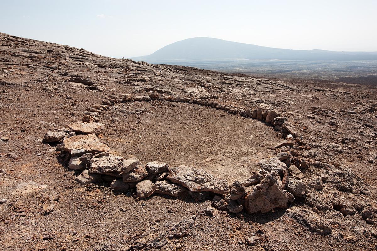 #306 Sacred Site,Ethiopie, 2008, 13°36'11″N 40°39'37″E