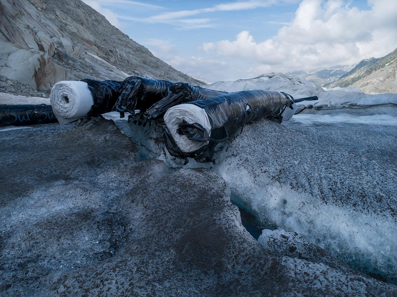 #364 Glaciers, Rhonegletscher, 2018,46°34'54″N 8°23'20″E