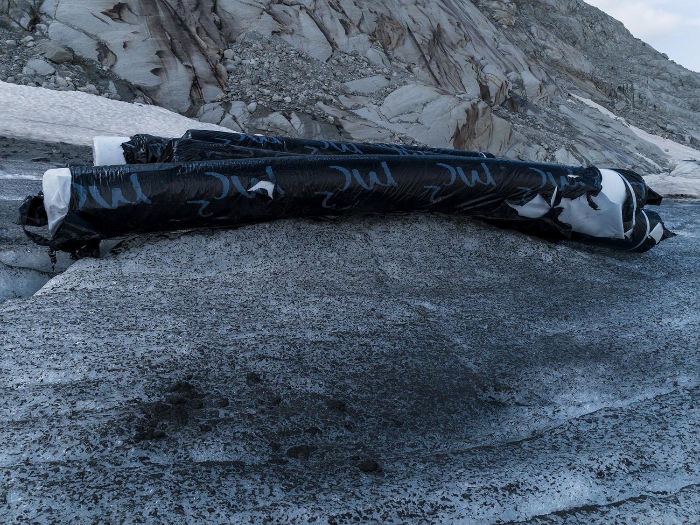 #365 Glaciers, Rhonegletscher, 2018,46°34'54″N 8°23'20″E