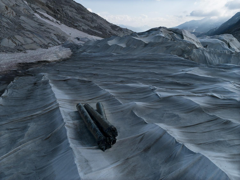 #367 Glaciers, Rhonegletscher, 2018,46°34'54″N 8°23'20″E