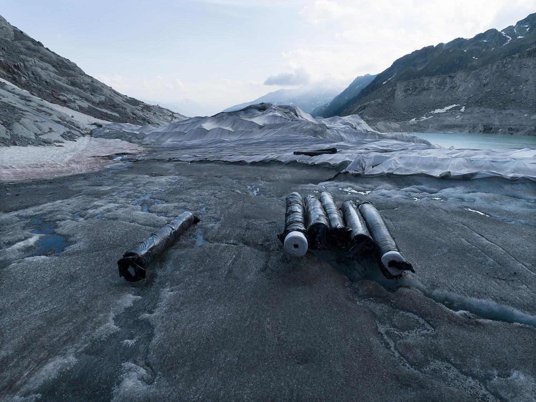 #369 Glaciers, Rhonegletscher, 2018,46°34'54″N 8°23'20″E