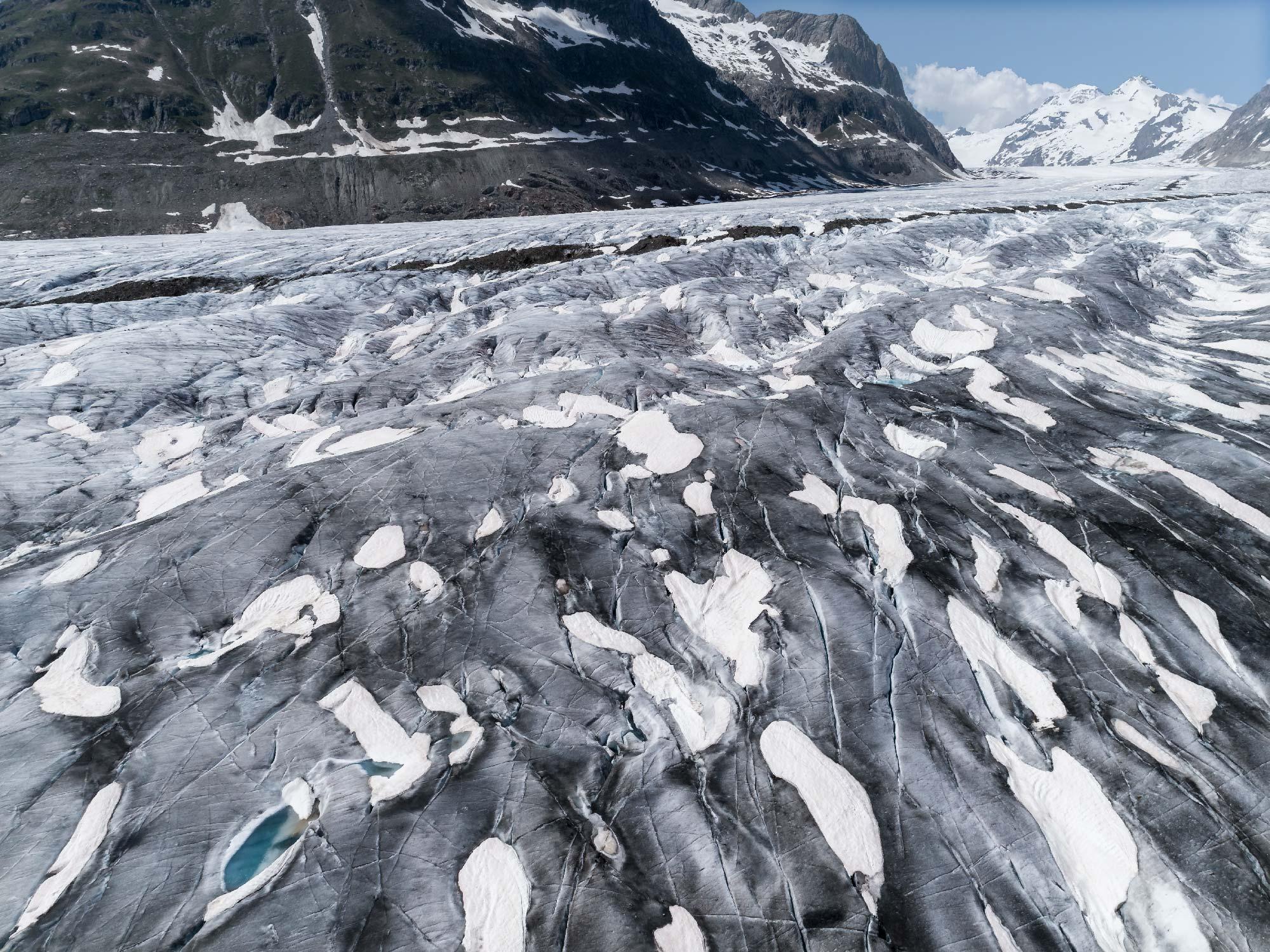 #375 Glaciers, Glacier d'Aletsch,46°26'32.08″N 8°5'8.79″E