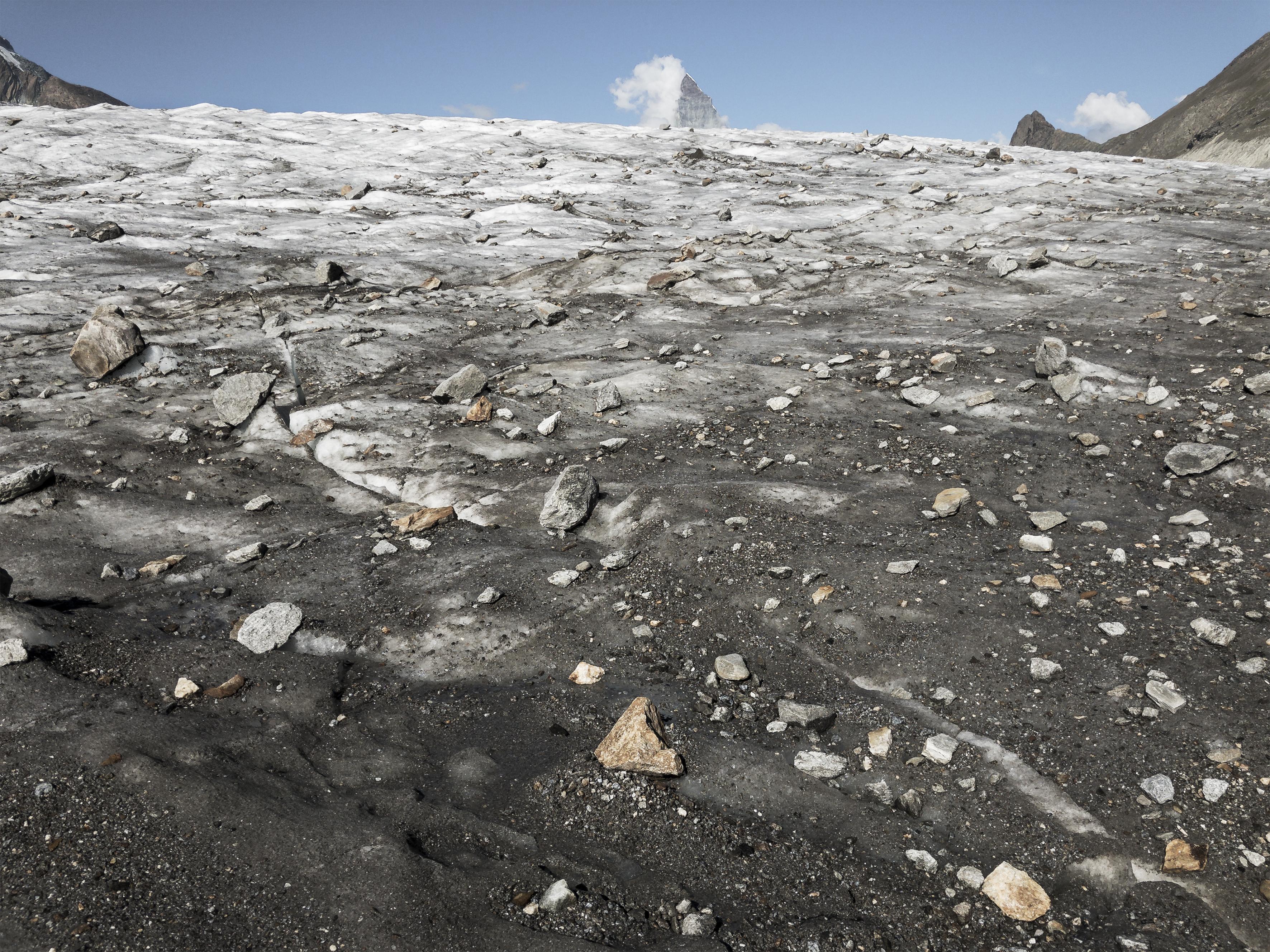 #396 Glaciers,Grenzgletscher, 2018, 45°58'6.701″N 7°48'18.468″E