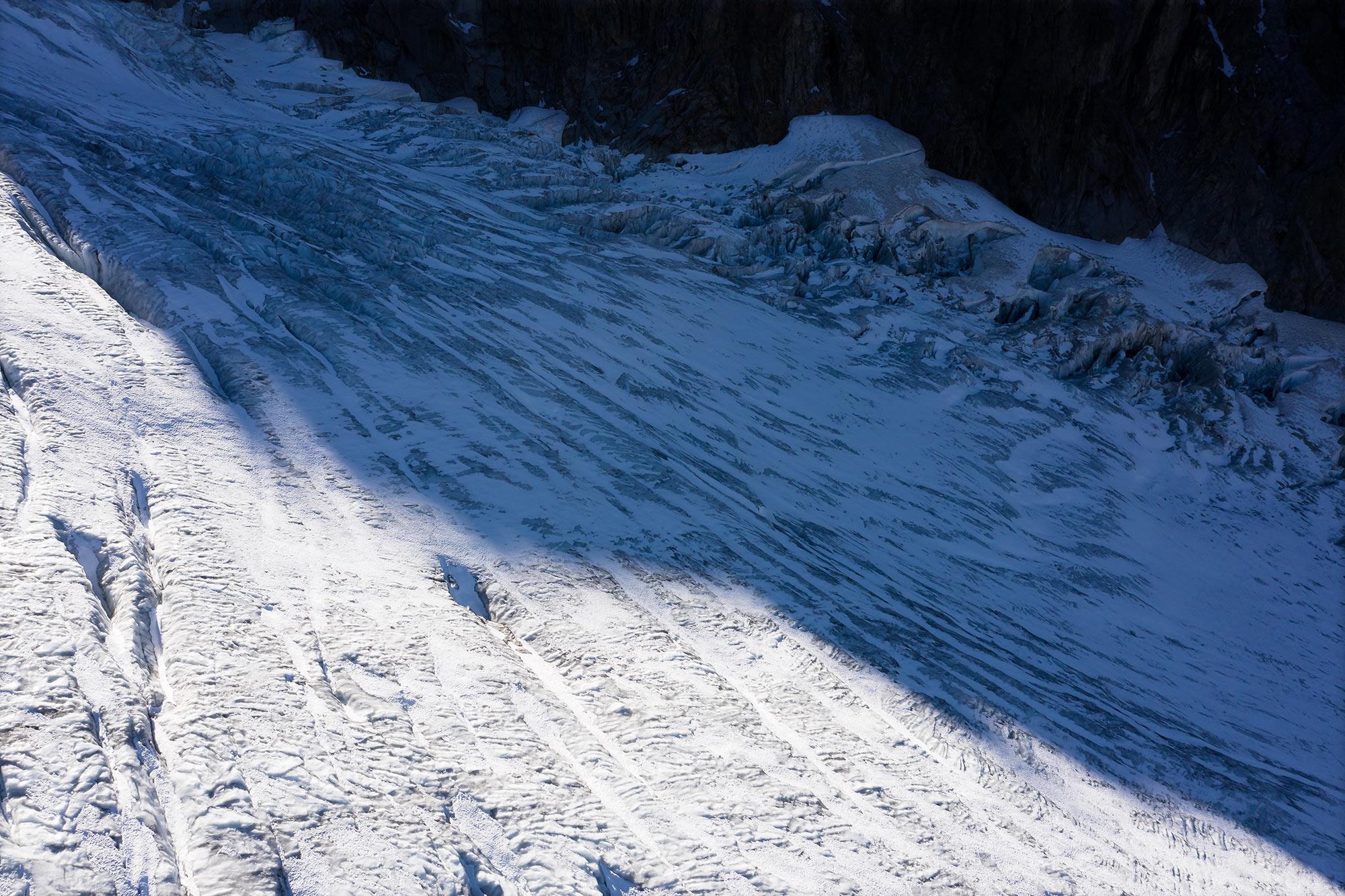 #397 Glaciers,Glacier du Trient, 2018, 46°0'43.871″N 7°1'34.997″E