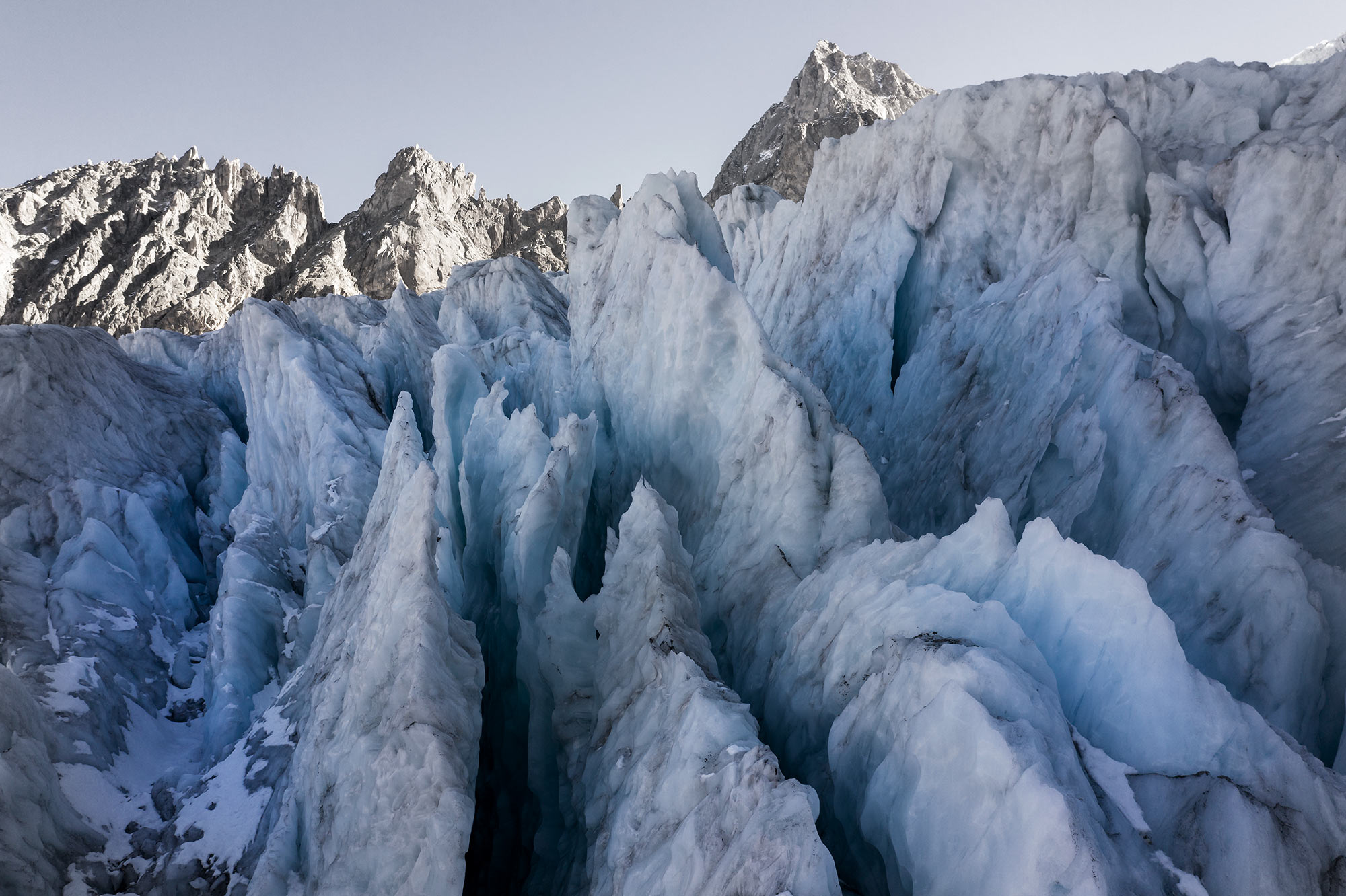 #397 Glaciers,Glacier du Trient, 2018,46°0'48.611″ N 7°1'22.091″ E