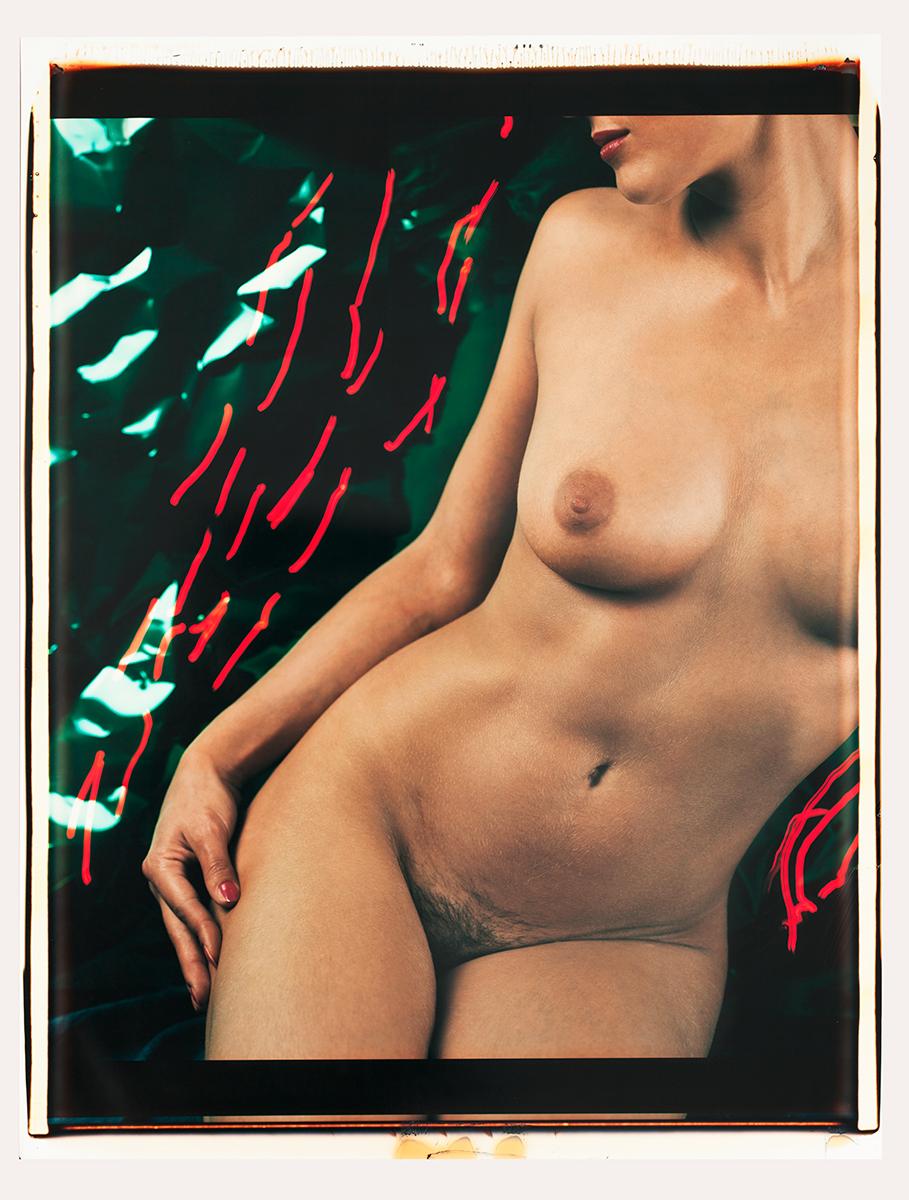 # 06 Les polaroid 60 x 50 cm, 1985
