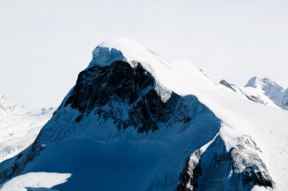 # 07 La montagne s'ombre,Breithorn, 2006  # 07 La montagne s'ombre,Breithorn, 2006