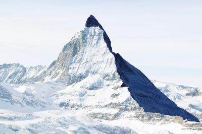 # 12 La montagne s'ombre,Matterhorn - Cervin, 2005