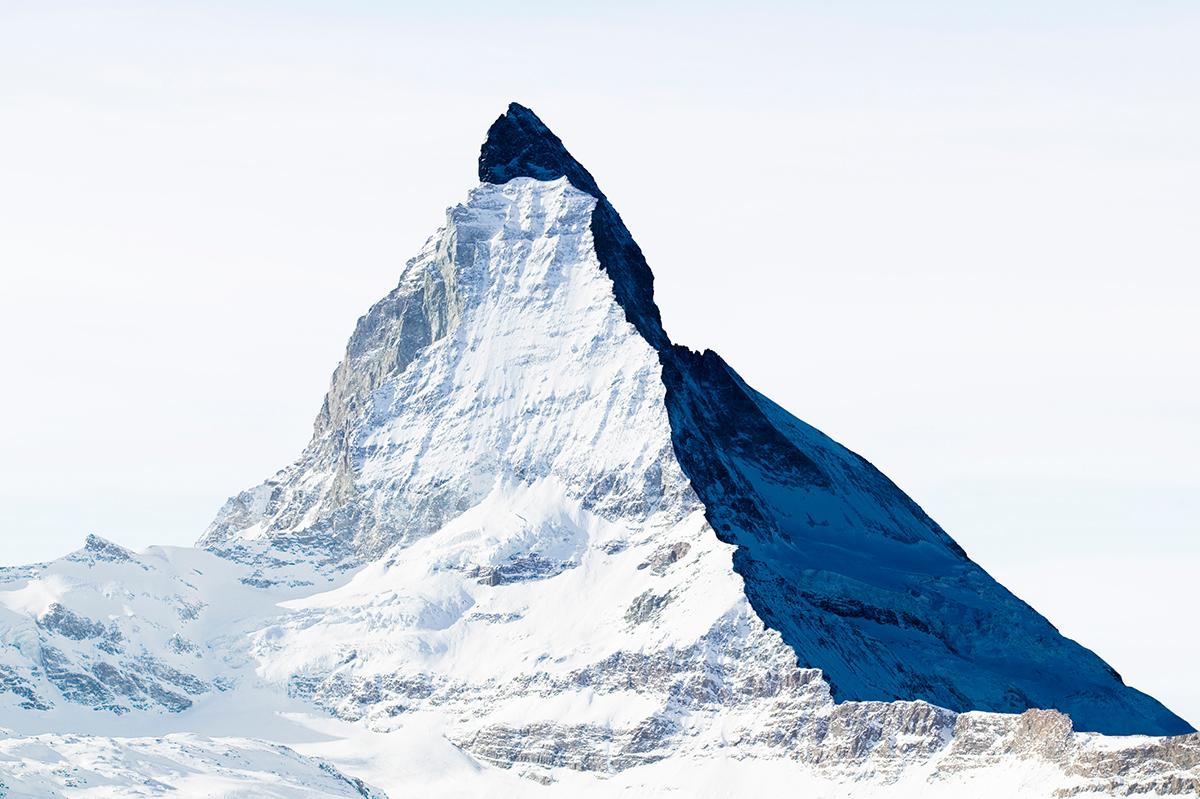 # 12-2 La montagne s'ombre,Le Cervin, 2006  # 12-2 La montagne s'ombre,Le Cervin, 2006