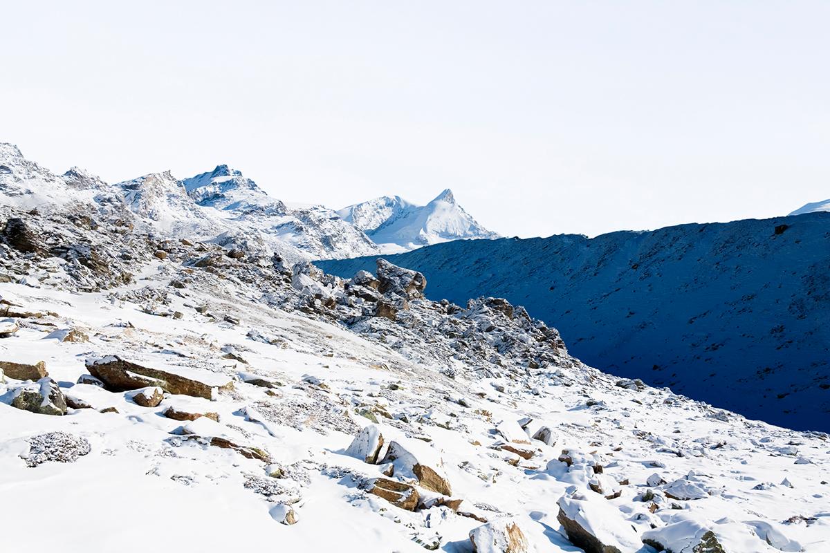 # 23 La montagne s'ombre,Fluealp, Switzerland, 2005