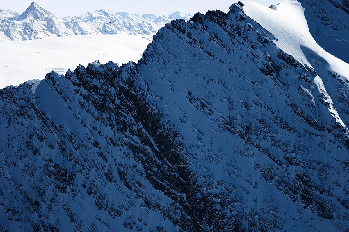 # 26 La montagne s'ombre,Alpes Bernoises, Berner Alpen, Switzerland, 2007