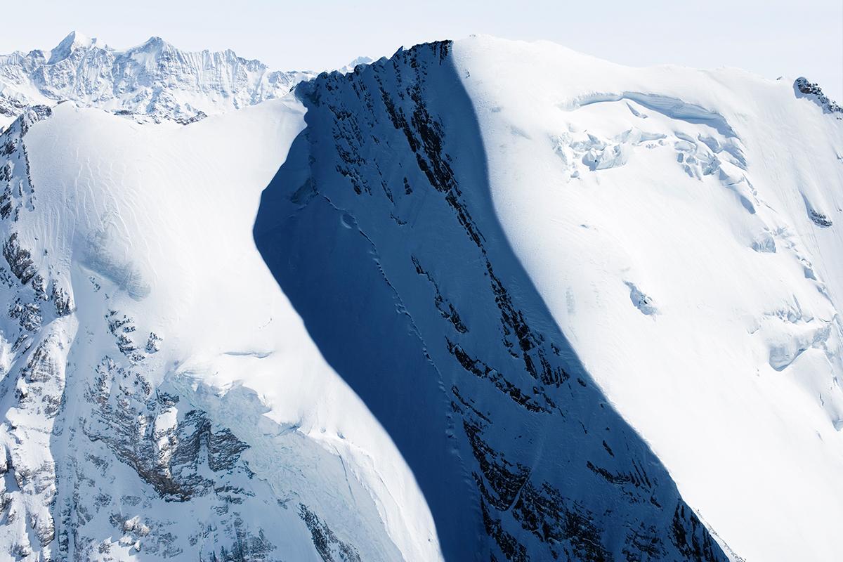 # 27 La montagne s'ombre,Alpes Bernoises, Berner Alpen, Switzerland, 2007